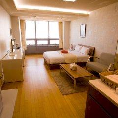 Отель Hu Incheon Airport Южная Корея, Инчхон - 1 отзыв об отеле, цены и фото номеров - забронировать отель Hu Incheon Airport онлайн комната для гостей фото 5