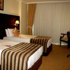 Crowne Plaza Hotel Antalya комната для гостей фото 8