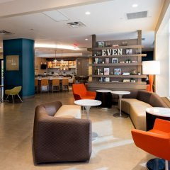 Отель Even Brooklyn Нью-Йорк гостиничный бар