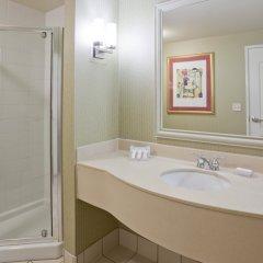Отель Hilton Garden Inn Bloomington Блумингтон ванная фото 2