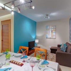 Апартаменты Luxury Apartment, Prime Location in St Julians Сан Джулианс комната для гостей фото 2