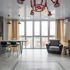 Гостиница Moscow Skyline Apartment в Москве отзывы, цены и фото номеров - забронировать гостиницу Moscow Skyline Apartment онлайн Москва гостиничный бар