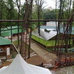 Гостиница Кул-Тау балкон