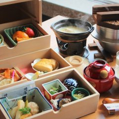 Отель Kannawaen Беппу питание фото 2