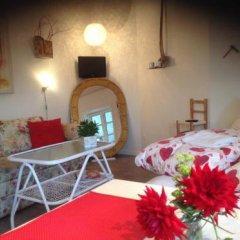 Отель Vejle Golf Bed & Breakfast Боркоп комната для гостей фото 4