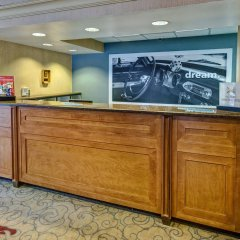 Отель Hampton Inn Concord/Kannapolis интерьер отеля