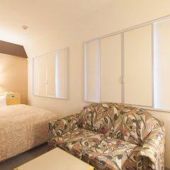 Отель GreenHotel Kitakami Япония, Китаками - отзывы, цены и фото номеров - забронировать отель GreenHotel Kitakami онлайн комната для гостей фото 2
