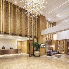 Отель Somerset Software Park Xiamen Китай, Сямынь - отзывы, цены и фото номеров - забронировать отель Somerset Software Park Xiamen онлайн интерьер отеля фото 3