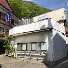 Отель Niko Ryokan Айдзувакамацу парковка