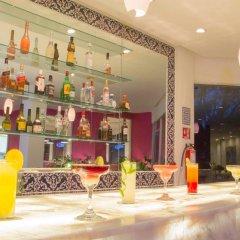 Отель Best Western Plus Puebla гостиничный бар