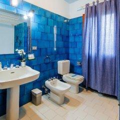 Отель Welc-om Green Cottage Италия, Региональный парк Colli Euganei - отзывы, цены и фото номеров - забронировать отель Welc-om Green Cottage онлайн ванная