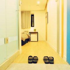 Air Hostel Myeongdong Сеул ванная