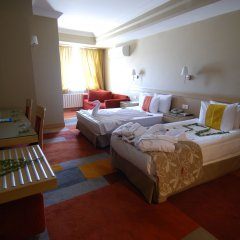 SV Business Hotel Diyarbakir Диярбакыр комната для гостей фото 5