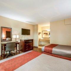 Отель Motel 6 Washington DC Convention Center США, Вашингтон - отзывы, цены и фото номеров - забронировать отель Motel 6 Washington DC Convention Center онлайн фото 8