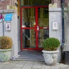 Отель Omega Hotel Amsterdam Нидерланды, Амстердам - 9 отзывов об отеле, цены и фото номеров - забронировать отель Omega Hotel Amsterdam онлайн вид на фасад фото 3