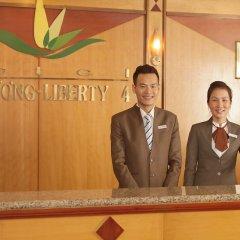Отель Liberty Hotel Saigon Parkview Вьетнам, Хошимин - отзывы, цены и фото номеров - забронировать отель Liberty Hotel Saigon Parkview онлайн фото 3
