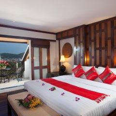 Отель Baan Yin Dee Boutique Resort 4* Номер Делюкс разные типы кроватей