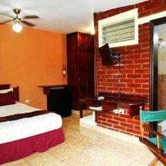 Отель Suites Los Jicaros спа