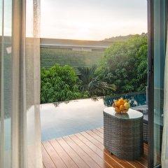 Отель AVA Sea Resort сауна
