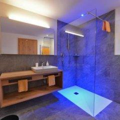 Hotel Haller Рачинес-Ратскингс ванная фото 2