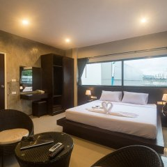 Отель Green Leaf Hostel Таиланд, Пхукет - отзывы, цены и фото номеров - забронировать отель Green Leaf Hostel онлайн комната для гостей фото 3