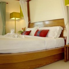 Отель Nantra De Deluxe комната для гостей