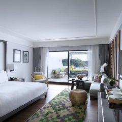 Отель The Nai Harn Phuket 4* Стандартный номер с разными типами кроватей фото 3