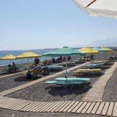 Tylissos Beach Hotel пляж фото 2