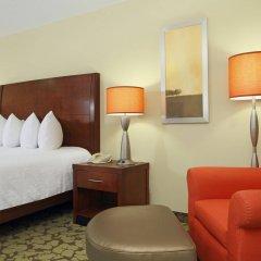 Отель Hilton Garden Inn Columbus Airport удобства в номере фото 2