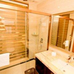 Xi'an Hua Rong International Hotel ванная фото 2