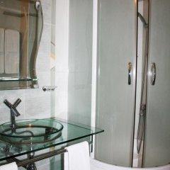 Отель Lazur Болгария, Кюстендил - отзывы, цены и фото номеров - забронировать отель Lazur онлайн ванная фото 2