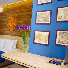 Дизайн Отель Скопели удобства в номере фото 2