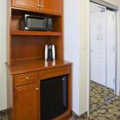 Отель Hilton Garden Inn Bloomington Блумингтон удобства в номере фото 2