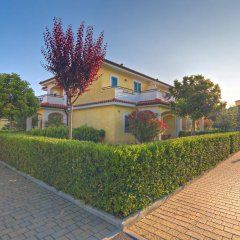Отель Residence I Giardini Del Conero Италия, Порто Реканати - отзывы, цены и фото номеров - забронировать отель Residence I Giardini Del Conero онлайн спортивное сооружение