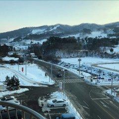 Отель Phoenix Greentel Южная Корея, Пхёнчан - отзывы, цены и фото номеров - забронировать отель Phoenix Greentel онлайн приотельная территория