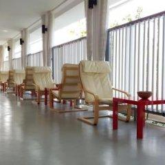 Отель Barefeet Naturist Resort балкон