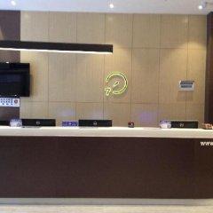 Отель 7 Days Inn Chongqing Bishan Yingjia Tianxia Business Street Branch интерьер отеля фото 2