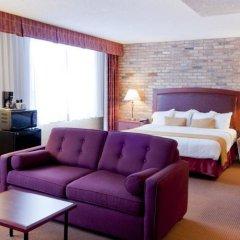 Отель Quality Hotel Downtown-Inn at False Creek Канада, Ванкувер - отзывы, цены и фото номеров - забронировать отель Quality Hotel Downtown-Inn at False Creek онлайн комната для гостей фото 3