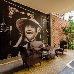 Отель Iamsaigon Homestay 100 Profit For Orphanage интерьер отеля фото 2