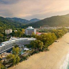Отель Hard Rock Hotel Penang Малайзия, Пенанг - отзывы, цены и фото номеров - забронировать отель Hard Rock Hotel Penang онлайн пляж фото 2