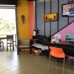 Отель Baan Sabaidee Таиланд, Краби - отзывы, цены и фото номеров - забронировать отель Baan Sabaidee онлайн интерьер отеля фото 2