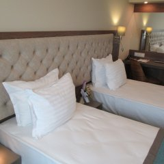 Отель Interhotel Cherno More комната для гостей