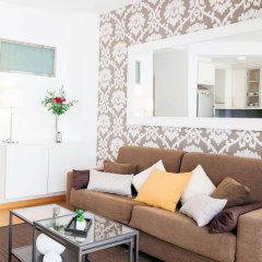 Апартаменты Feelathome Poblenou Beach Apartments Барселона комната для гостей фото 4