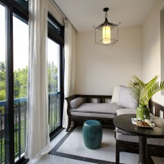 Отель Maison Vy Hotel Вьетнам, Хойан - отзывы, цены и фото номеров - забронировать отель Maison Vy Hotel онлайн балкон