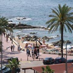 Отель Mariner Испания, Льорет-де-Мар - отзывы, цены и фото номеров - забронировать отель Mariner онлайн пляж