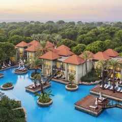 IC Hotels Residence Турция, Кунду - отзывы, цены и фото номеров - забронировать отель IC Hotels Residence - All Inclusive онлайн фитнесс-зал фото 3