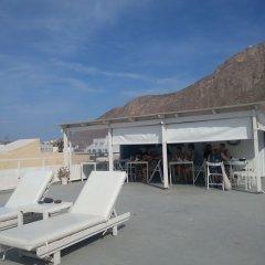 Отель Magma Rooms Греция, Остров Санторини - отзывы, цены и фото номеров - забронировать отель Magma Rooms онлайн пляж фото 2