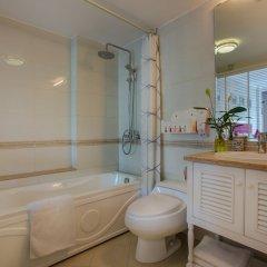 Отель Calypso Grand Hotel Вьетнам, Ханой - 1 отзыв об отеле, цены и фото номеров - забронировать отель Calypso Grand Hotel онлайн ванная фото 2