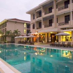 Hoi An Historic Hotel бассейн