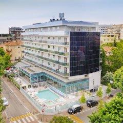 Aqua Hotel Римини бассейн фото 2